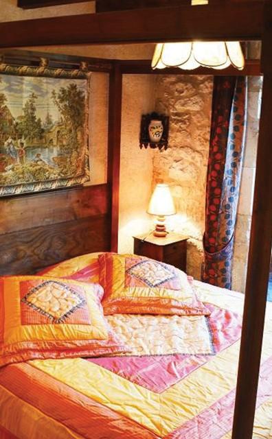 CHEZ MOUTIER LOCATION VACANCES BERGERAC Chambre 2