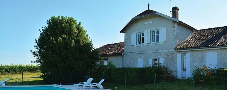 CHEZ MOUTIER LOCATION VACANCES BERGERAC Villa 1